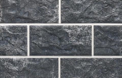 Stroeher, плитка для цоколя и фасада, цвет KS18 schildpatt, серия Kerabig, Glasiert, глазурованная, 302x148x12