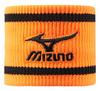 Напульсники Mizuno Wristband 32GY6A511 54 оранжевые