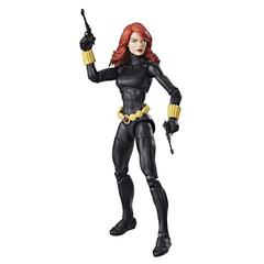 Фигурка Черная вдова (Black Widow) Ретро - Marvel Legends, Hasbro
