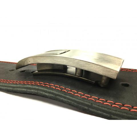 ремень пауэрлифтерский трехслойный с карабином