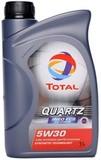 Total Quartz Ineo ECS 5W-30 - Синтетическое моторное масло (1л)