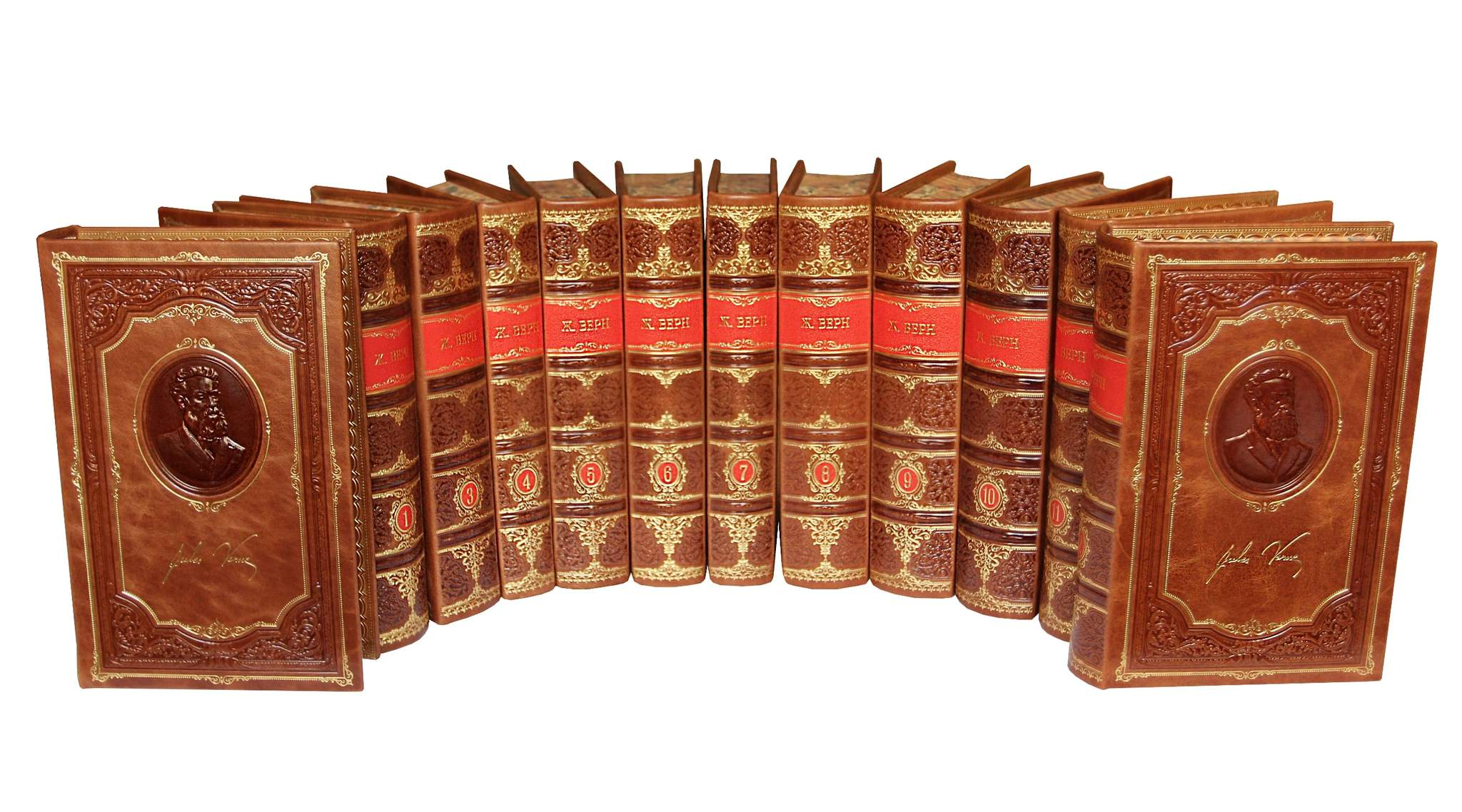 Верн Ж. Собрание сочинений в 12 томах