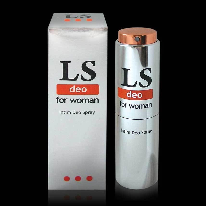 Средства по уходу за телом, косметика: Интим-дезодорант для женщин Lovespray DEO - 18 мл.