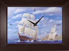 Часы настенные Lowell 12207