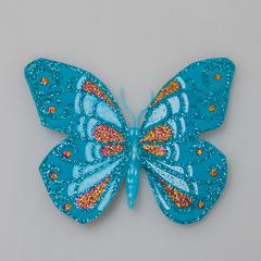 Бабочка магнит 12шт 200185