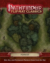 Pathfinder. Classic Flip-Mat Forest