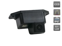 Камера заднего вида для Mitsubishi Outlander 03-08 Avis AVS326CPR (#059)