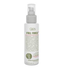 OLLIN full force крем-кондиционер против ломкости с экстрактом бамбука 100мл