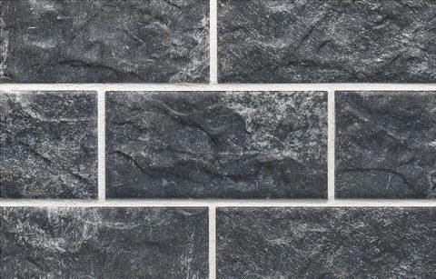 Stroeher - KS18 schildpatt, Kerabig, glasiert, глазурованная, 604x296x12 - Клинкерная плитка для фасада и цоколя
