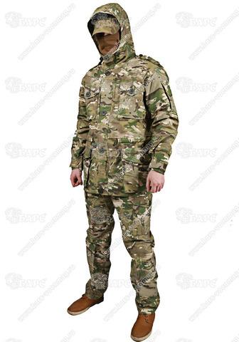 Камуфляжный костюм «Смок-М» Мультикам