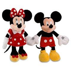 Дисней игрушки мягкие Микки и Минни Маус