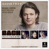 David Fray / Bach: Concertos For 2, 3 & 4 (CD)