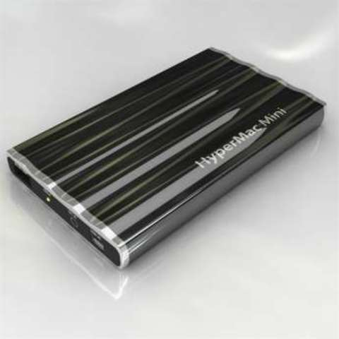 HyperMac Mini 7200mAh – внешняя батарея для iPhone/iPod (Black)