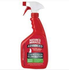 8in1 уничтожитель пятен и запахов от кошек NM Advanced с усиленной формулой, спрей