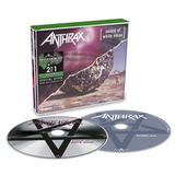 Anthrax ‎/ Sound Of White Noise + Stomp 442 (2CD)