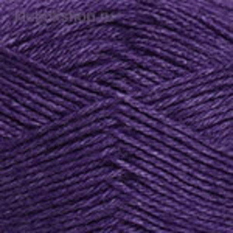 Silk Royal Yarnart 434 фиолетовый - пряжа, фото