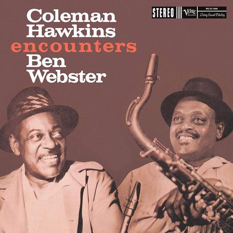 Coleman Hawkins / Coleman Hawkins Encounters Ben Webster (LP)