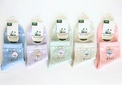 Носки для девочек ( 10 пар) арт.007-5 (р. 33-38 )