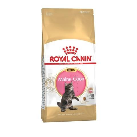Royal Canin Maine Coon Kitten (2 кг) для котят породы мейн-кун