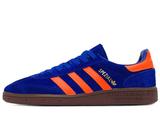 Кроссовки Мужские Adidas Spezial Blue Orange