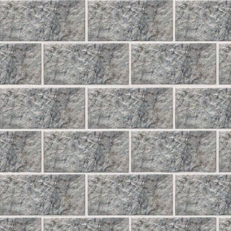 Stroeher, плитка для цоколя и фасада, цвет KS20 granite, серия Kerabig, Glasiert, глазурованная, 604x296x12