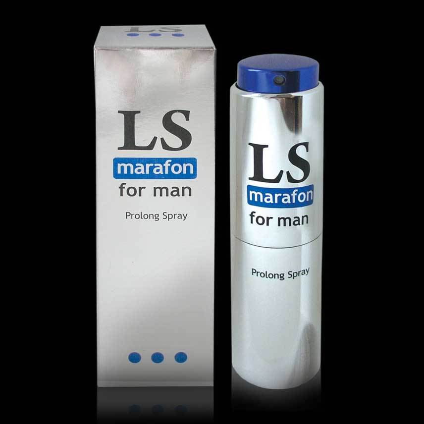Пролонгаторы: Спрей-пролонгатор для мужчин Lovespray Marafon - 18 мл.