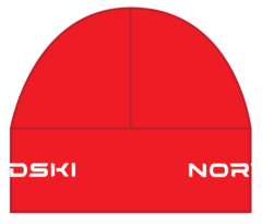 Лыжная шапка Nordski Warm Red