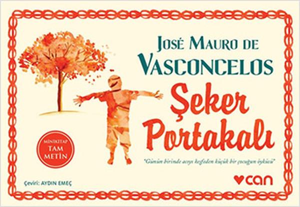 Book Şeker Portakalı - Mini Kitap | Jose Mauro De Vasconcelos ...