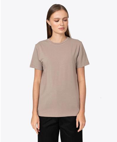 Классическая футболка Beige
