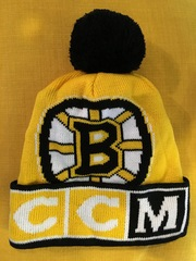 Шапка CCM NHL Boston Bruins