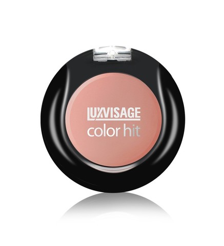 LuxVisage Румяна компактные тон 15 (пыльный терракот) 2,5г