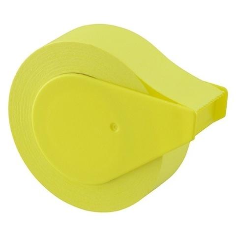 Диспенсер Yamato Tape'n'Fusen лимонно-жёлтый