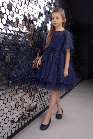"""Шикарное платье """"Navy Chic"""""""