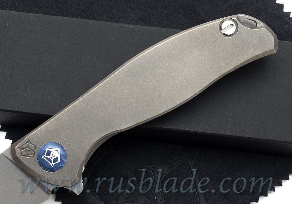 Shirogorov Flipper 95 Elmax Nudist