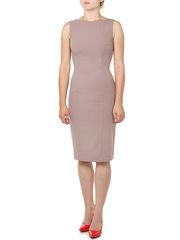 P157-158 платье женское, бежевое