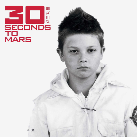 Thirty Seconds To Mars ‎/ 30 Seconds To Mars (2LP)