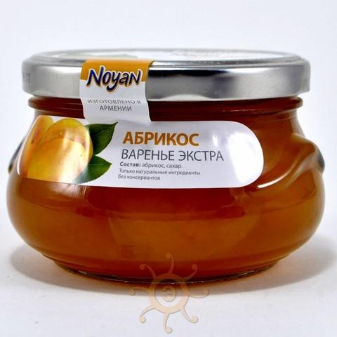 Варенье из абрикоса Noyan, 450г