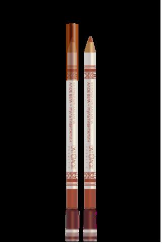 L'atuage L'atuage Cosmetic Контурный карандаш для губ тон №24