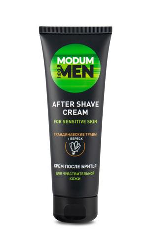 Modum for men Крем после бритья Для чувствительной кожи 75г