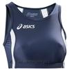 Asics Hop Lady Top женский спортивный топ темно-синий
