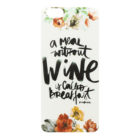 Чехол на IPhone 5/5S Wine