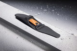 Подарочный набор Bolin Webb R1, бритва R1-S оранжевая, дорожный чехол (BW GIFTBOX CASE R1 ORA)