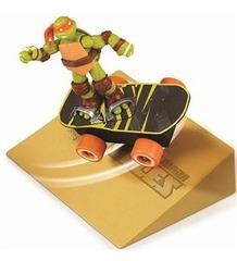 TMNT Basic Vehicle Series 01 - Sewer Spinnin Skateboard