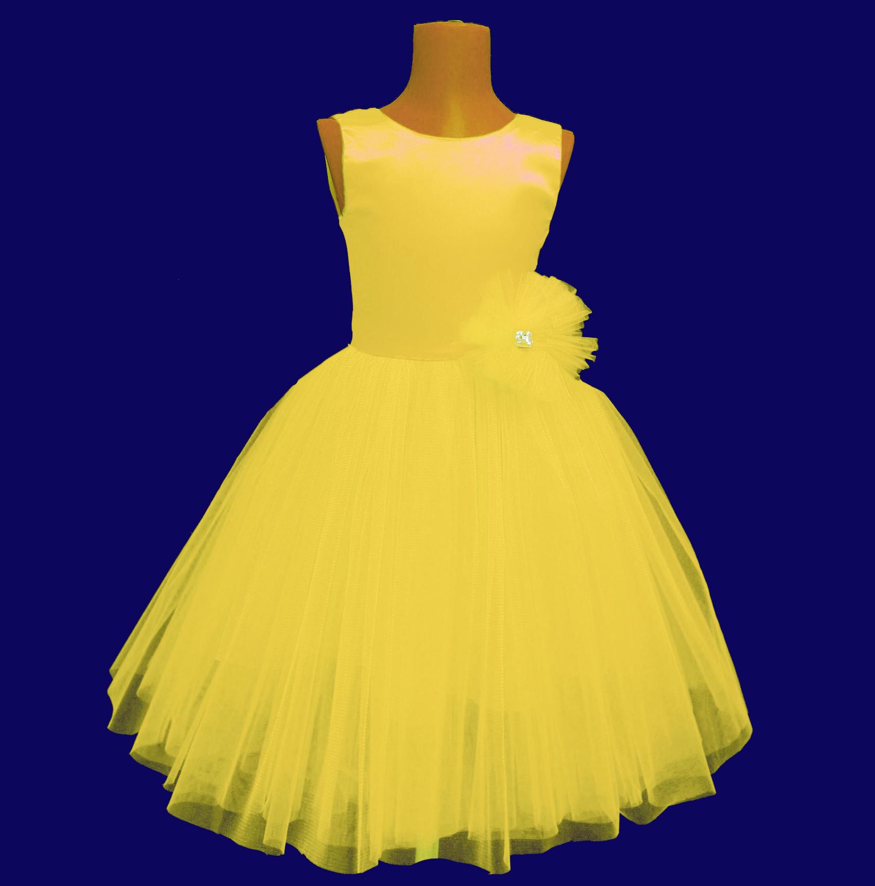 99bcc352d735220 Детское нарядное Платье для малышек