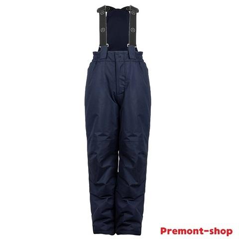 Комплект Premont зимний для девочки Сад под снегом WP91527 BLUE