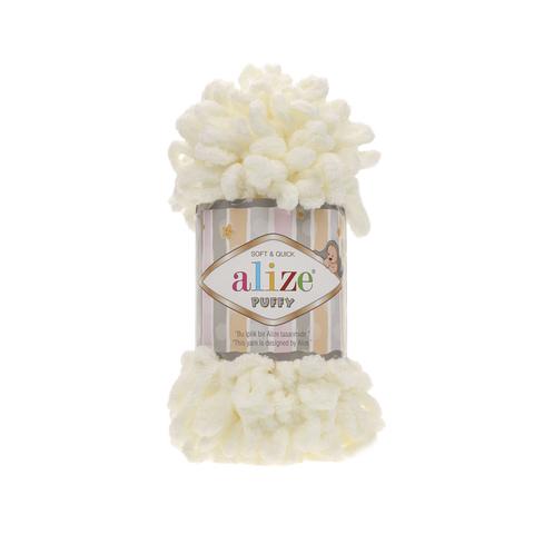 Купить Пряжа Alize Puffy Код цвета 062 | Интернет-магазин пряжи «Пряха»