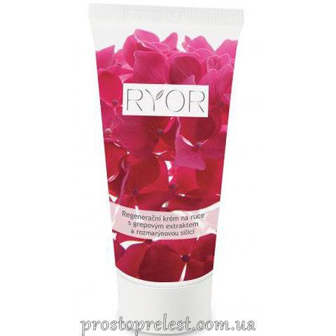 Ryor Cream - Регенерирующий крем для рук