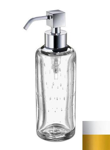 Дозатор для жидкого мыла Windisch Acqua хром-золото