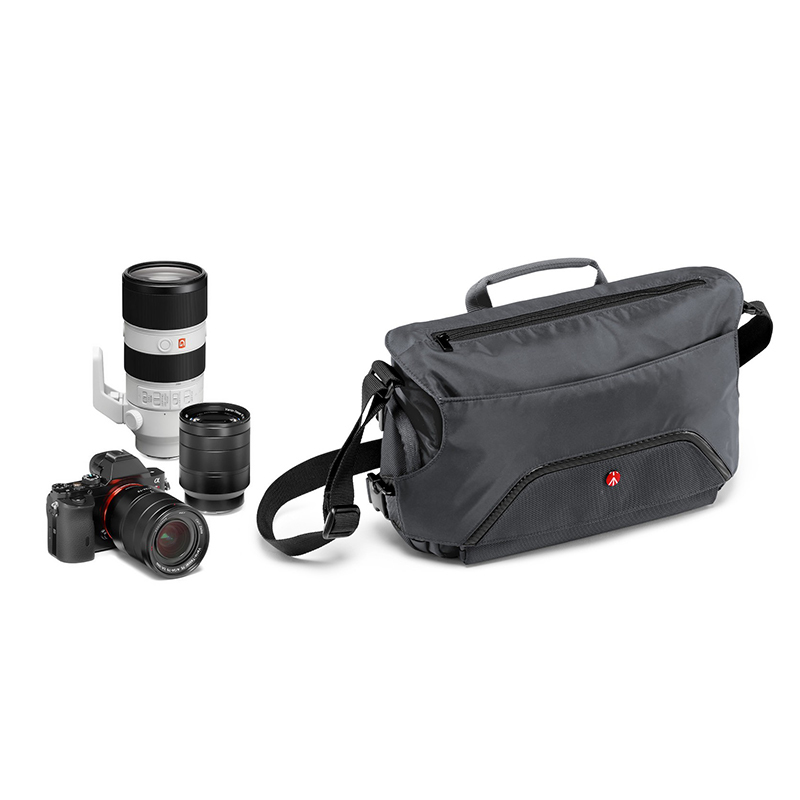 Manfrotto MB MA-MS-GY Advanced Pixi Grey