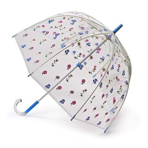Зонт женский трость Cath Kidston Fulton LulworthFlowers (Лулворт цветов)